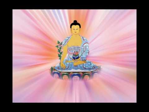 金菩提宗師:直達藥師佛深心的藥師佛心咒